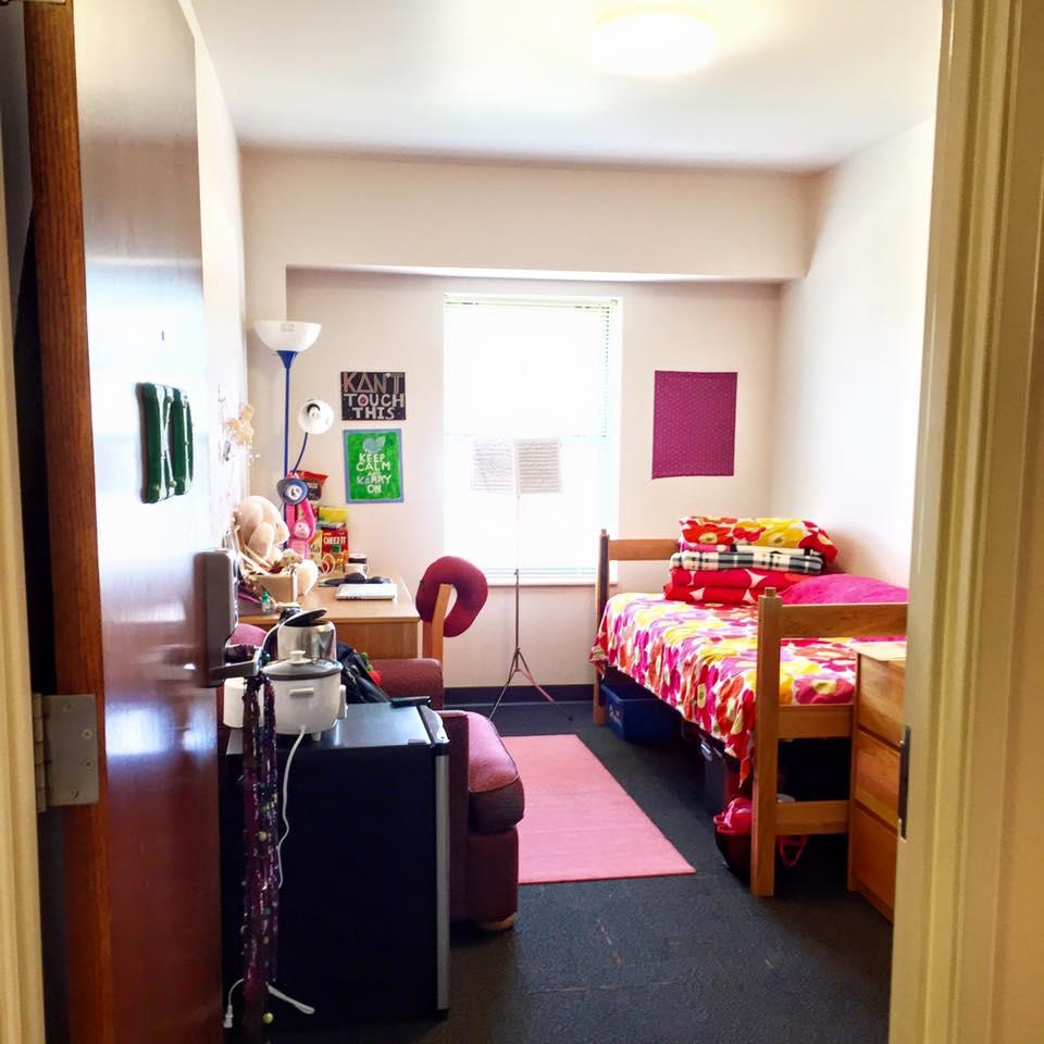 Washu Dorm Rooms