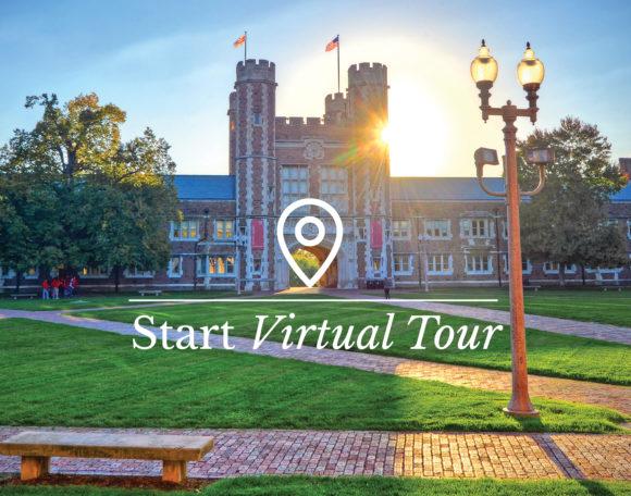 WashU Virtual Tour